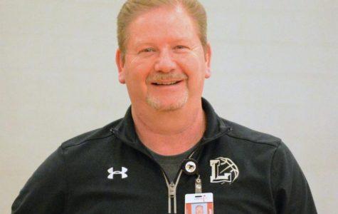Head coach, Brent Palmer