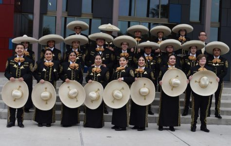 Mariachi De Oro competes at UIL State
