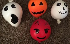 Navigation to Story: Halloween Stress Ball DIY
