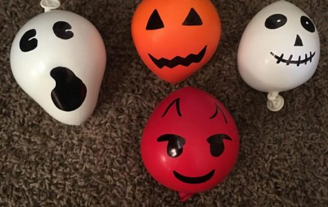 Halloween Stress Ball DIY