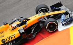 Navigation to Story: Formula 1 and the Battle for Third Place